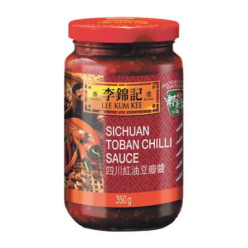 Lee Kum Kee Sichuan Toban Chilli Sauce